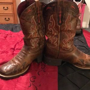 Wrist Brand Cowgirl Boots barely worn